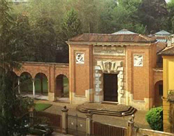 Galleria Ricci Oddi fronte