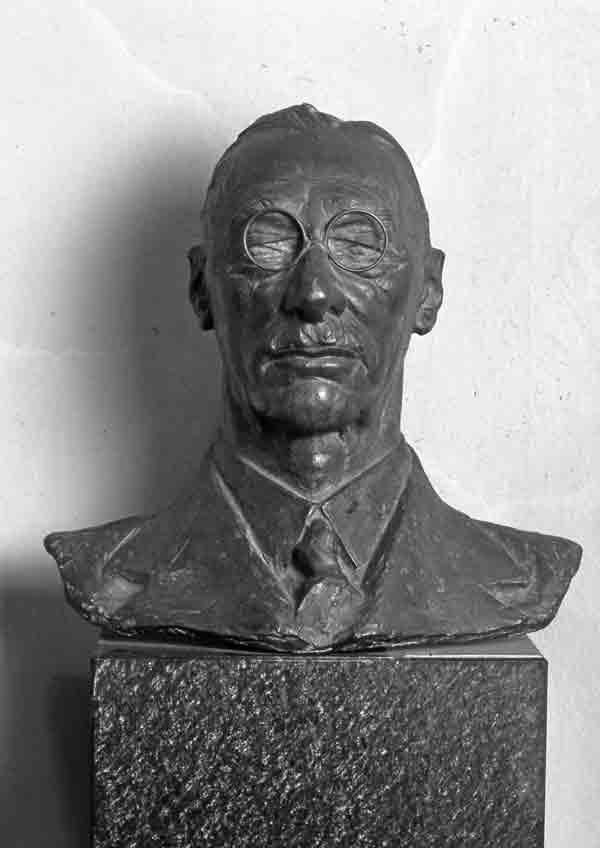 Luciano Ricchetti ritratto di Giuseppe Ricci Oddi