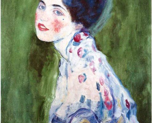 Ritratto di signora Gustav Klimt